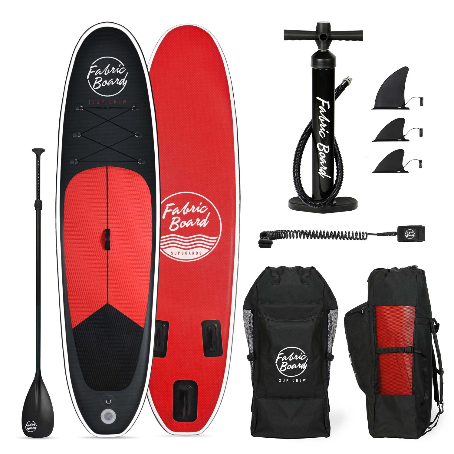 FabricBoard_iSUP-Black&Red_FRONT-bundle