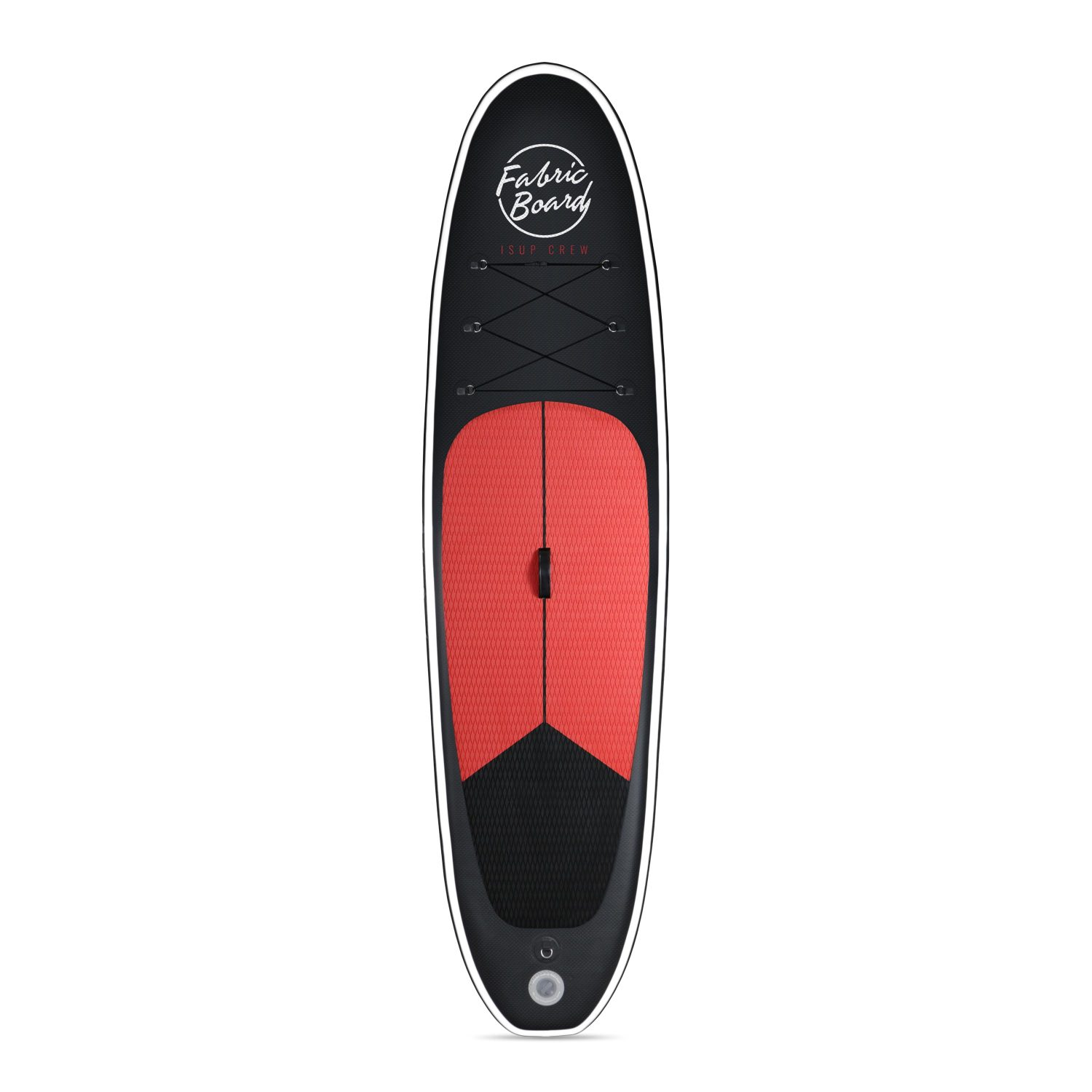 FabricBoard_iSUP-10-6_FRONT-Black&Red